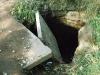 Вход в пещеру Штаны. 2000 год.