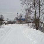 Новая церковь в п. Колчаново