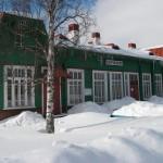 Вокзал на ст. Колчаново