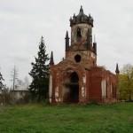 Церковь Святой Троицы. 1831 г.