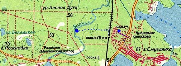 Секретная карта мероприятия