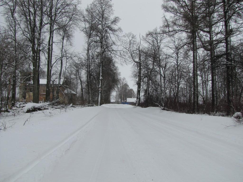 Деревня Пельгора.