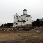 Храм Св. Амвросия Оптинского.
