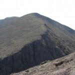 Вид на Юмъекорр со склона горы Хибинпахкчорр.