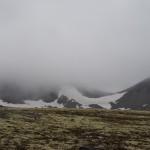 Вид на перевал Южный Рисчорр с востока.