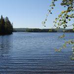 Озеро Вуориярви.