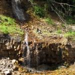 Самый большой из водопадов на Рагуше.
