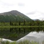 Озеро в долине Кунийока.